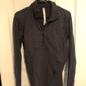 New without tags lululemon half zip